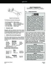 Four Winns Vista 348 Boat Owners Manual, 2002,2003,2004 page 25