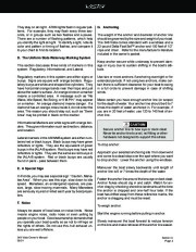 Four Winns Vista 348 Boat Owners Manual, 2002,2003,2004 page 37