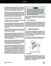 Four Winns Vista 348 Boat Owners Manual, 2002,2003,2004 page 50