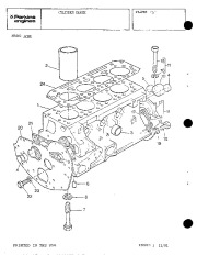 Perkins Engines 4 108 Parts Book Owners Guide page 12