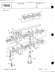 Perkins Engines 4 108 Parts Book Owners Guide page 18