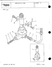 Perkins Engines 4 108 Parts Book Owners Guide page 22