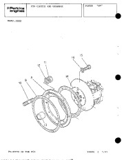 Perkins Engines 4 108 Parts Book Owners Guide page 26