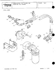 Perkins Engines 4 108 Parts Book Owners Guide page 42