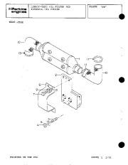 Perkins Engines 4 108 Parts Book Owners Guide page 44