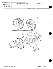 Perkins Engines 4 108 Parts Book Owners Guide page 46