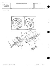Perkins Engines 4 108 Parts Book Owners Guide page 48