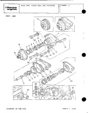 Perkins Engines 4 108 Parts Book Owners Guide page 50