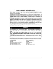 2005 Johnson 9.9 10 15 hp R RL RHL TE TEL 2-Stroke Outboard Owners Manual, 2005 page 2