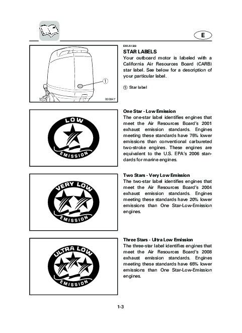 yamaha outboard motor repair service manual f75c f90c