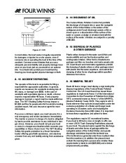 Four Winns Vista 338 Boat Owners Manual, 2007,2008 page 26