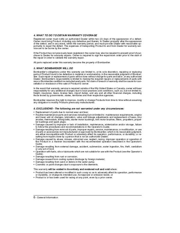 Johnson 140 Hp 4 Stroke manual